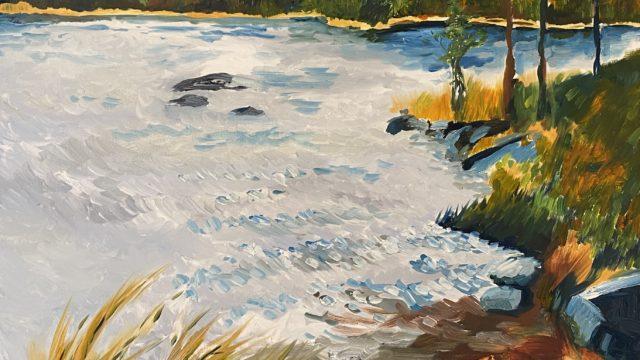 Myrsjöviken